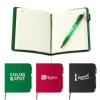 Slim Leatherette Notebook Set
