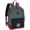 View Image 1 of 5 of Felix Two-Tone Laptop Backpack