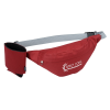 View Image 1 of 5 of Party Waist Pack with Koozie® Can Kooler