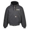 View Image 1 of 4 of Carhartt Quilted Flannel Lined Duck Active Jacket