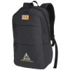 """View Image 1 of 4 of Edison 15"""" Laptop Backpack - Embroidered"""