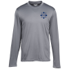 View Image 1 of 3 of Champion Double Dry Performance LS T-Shirt - Men's