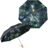 "Forest Auto Open Folding Umbrella- 46"" Arc"