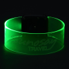 View the Cosmic LED Bracelet - Laser Engraved