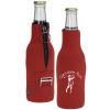 View Image 1 of 3 of Koozie® Bottle Kooler with Removable Bottle Opener