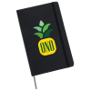 """View Image 1 of 4 of Moleskine Pro Hard Cover Notebook - 8-1/4"""" x 5"""" - Full Color"""
