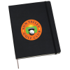 """View Image 1 of 3 of Moleskine Pro Hard Cover Notebook - 10"""" x 7-1/2"""" - Full Color"""