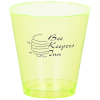 View Image 1 of 2 of Plastic Shot Glass - 2 oz.