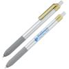 View Image 1 of 2 of Alamo Stylus Pen - Silver - Metallic