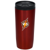 View Image 1 of 3 of Custom Accent Stainless Travel Mug - 16 oz. - Colors - Full Color