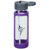 View Image 1 of 2 of Haven Glass Bottle - 20 oz.