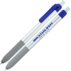 View Image 1 of 2 of Alamo Stylus Pen - Silver - Medical