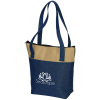 View Image 1 of 5 of Kai 9-Can Lunch Cooler Tote