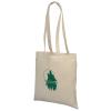 View Image 1 of 2 of Herringbone 7 oz. Cotton Tote Bag