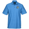 View Image 1 of 3 of Greg Norman Play Dry Heather Polo - Men's