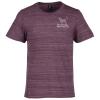View Image 1 of 3 of Anvil Streak Tri-Blend T-Shirt - Men's