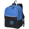View the Ratio Laptop Backpack - Embroidered