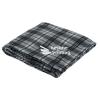 View Image 1 of 3 of Plaid Fleece Blanket
