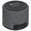 View Image 1 of 7 of Forward Fabric Speaker with Wireless Charger - 24 hr