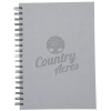 """View Image 1 of 3 of Kent Spiral Notebook - 10"""" x 7"""""""