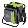 View Image 1 of 5 of Koozie®  Backpack Cooler Chair