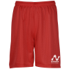 """View Image 1 of 3 of C2 Sport Mesh Shorts - 7"""""""
