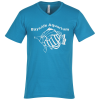 Alstyle Ultimate Cotton V-Neck T-Shirt - Men's - Colors