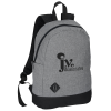 """View Image 1 of 4 of Graphite Dome 15"""" Laptop Backpack - 24 hr"""