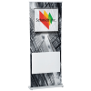 """View Image 1 of 5 of Change Agent Retractable Banner - 31"""" - Dry Erase"""