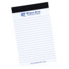 """Legal Pad with Sheet Imprint - 8"""" H x 5"""" W"""