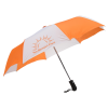 """View Image 1 of 6 of The Steal Umbrella - 44"""" Arc"""