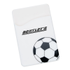 View the Sport Themed Phone Wallet - Soccer Ball