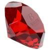 View Image 1 of 7 of Gemstone Crystal Paperweight
