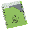 View the Graded Notebook with Stylus Pen