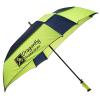 """View Image 1 of 3 of ShedRain Auto Open Square Umbrella - 62"""" Arc"""