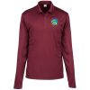 View Image 1 of 3 of Pro UV Performance Long Sleeve Polo - Men's