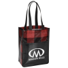 View the Buffalo Plaid Mini Gift Tote