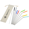 View the Reusable Stainless Multi Straw Set