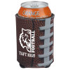 View Image 1 of 2 of Koozie® Chill Collapsible Can Kooler - Football