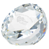 View Image 1 of 3 of Brilliant Gem Crystal Paperweight