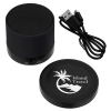 View Image 1 of 6 of Cosmic Bluetooth Speaker with Wireless Charging Pad