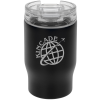 Urban Peak 3-in-1 Tumbler and Insulator - 12 oz. Powder Coat - Laser Engraved - 24 hr