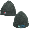 View Image 1 of 3 of Champion Ribbed Knit Cap