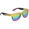 View Image 1 of 3 of Metallic Rainbow Sunglasses