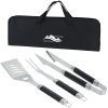 View Image 1 of 2 of Soft Touch BBQ Set