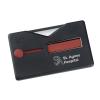 View Image 1 of 7 of Slider Loop RFID Phone Wallet and Stand