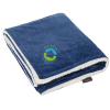 View Image 1 of 3 of Field & Co. Corduroy Sherpa Blanket