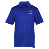 View Image 1 of 3 of Under Armour Corporate Colorblock Polo - Men's - Embroidered