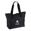 View Image 1 of 3 of Parkland Fairview Zippered Laptop Tote - 24 hr