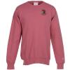 View Image 1 of 3 of Champion Garment-Dyed Sweatshirt